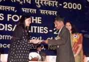 Best Employee Award-(1999-2000)